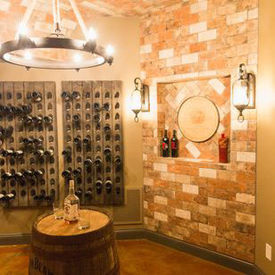Basement Bar & Wine Cellar